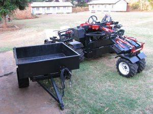 V-Tractor Wagon