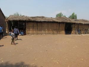 Malawian Schoolhouse