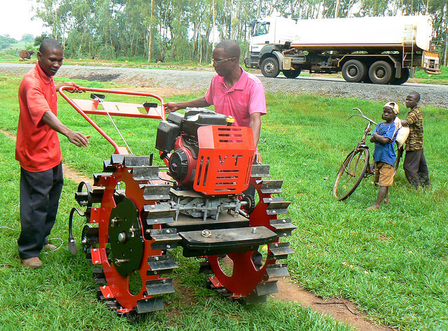 V-Tractor