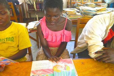 LIBRARY MAKES MAJOR CONTRIBUTION