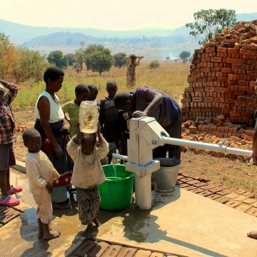 INDIANA TEEN MAKES CLEAN WATER POSSIBLE