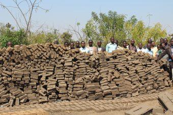 CHANDIWO ACCEPTS GRAIN BUILDING CHALLENGE
