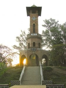 World War I memorial monument in Zomba