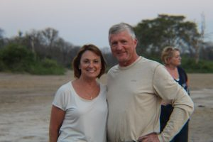 Jim and Ann Messenger in Lilongwe
