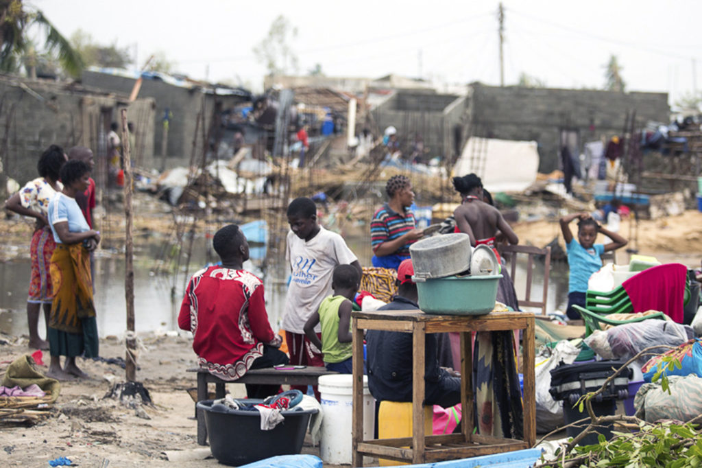 Denis Onyodi/International Red Cross via AP