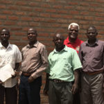 Members of Malawi Project and Action For Progress visit Joseph project site