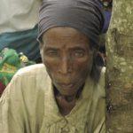Elderly woman from Malawi