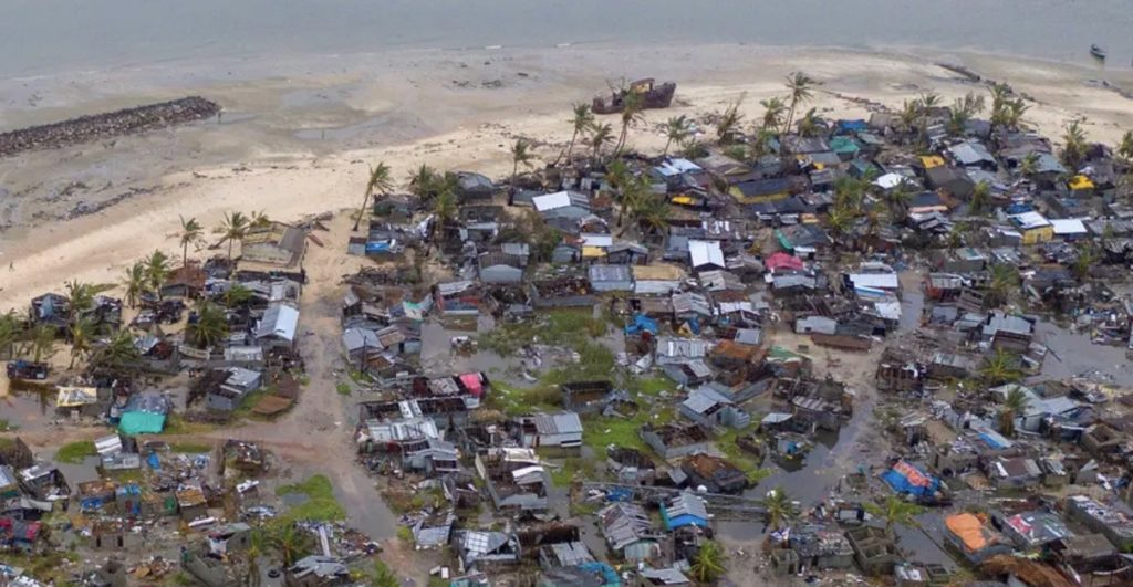 Coastal Devestation