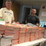 Textbooks arrive in Malawi