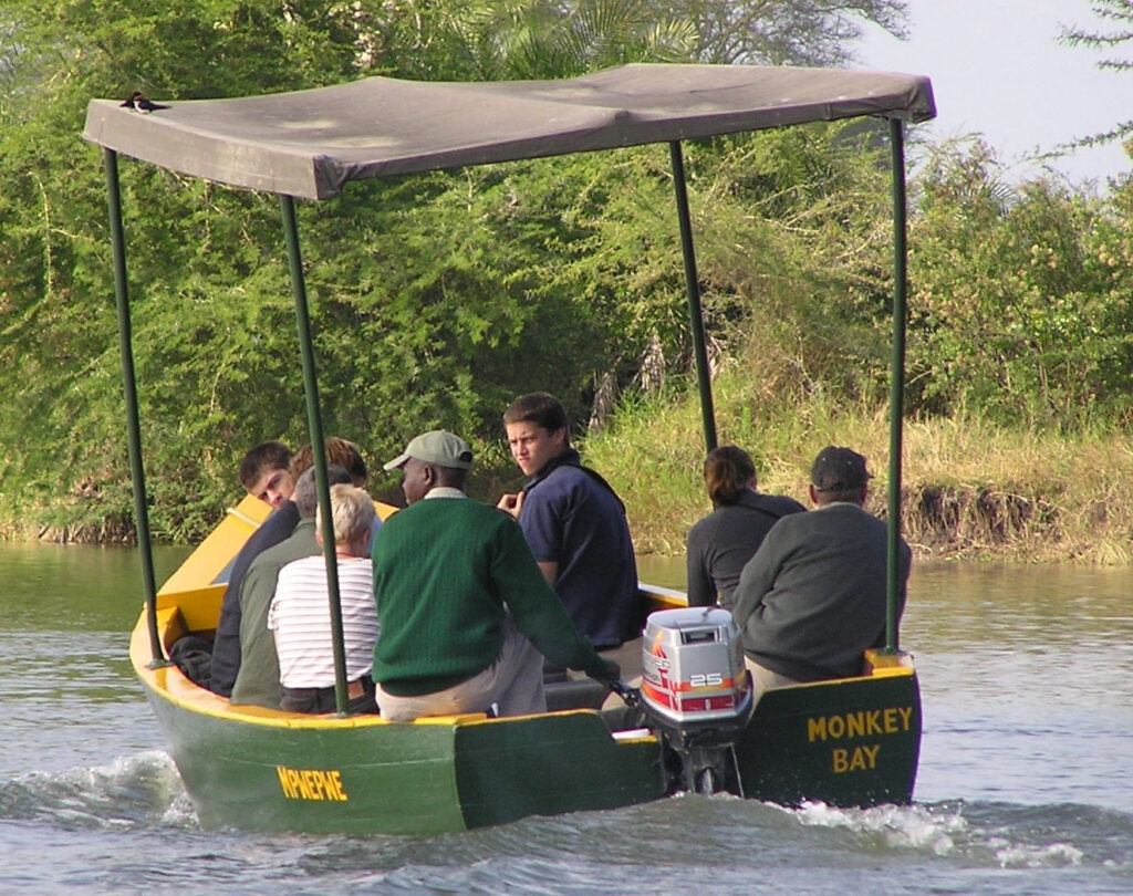 Money Bay Boat