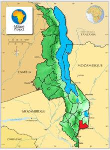 Mulanje Map