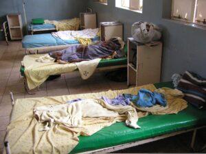 Ward - rural hospital