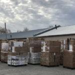 Shipment of supplies